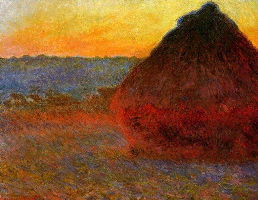 Haystacks - End of Summer, 1891