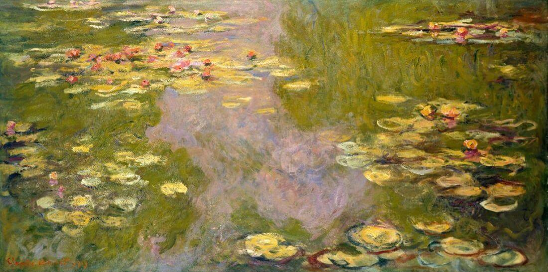 10 facts you might not know about claude monet 39 s 39 water for Monet paintings images